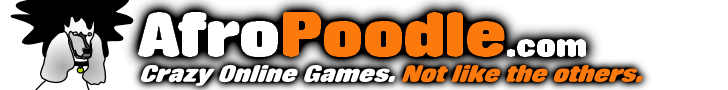 AfroPoodle.com - Crazy Online Games